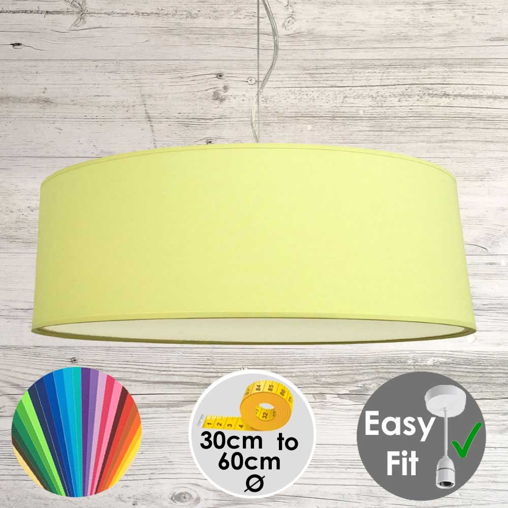 Citrus Drum light Shade